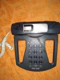 Telefono Fijo Mesa Digital Delos Negro D175 No Funciona