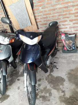 Vendo zanella zb impecable