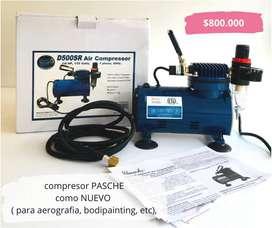 Compresor Pasche D500SR