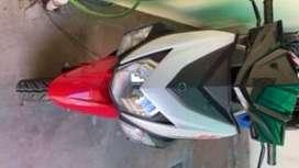 Yamaha ZR 115cc