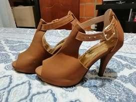 Zapatos alto para mujer