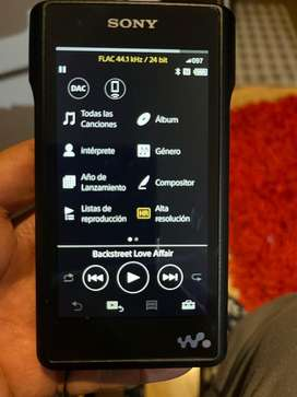 Vendo cambio Reproductor Sony WM1A Premium