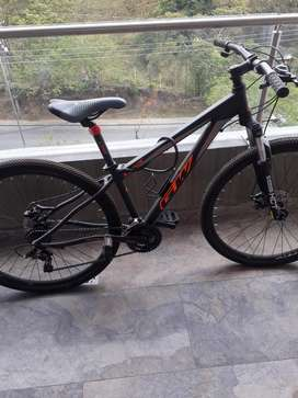 Vendo Bicicleta Casi Nueva