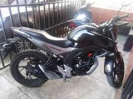 Moto honda CBF160