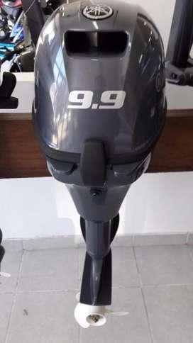 Motor Yamaha 9.9 2018 4 T Nuevo