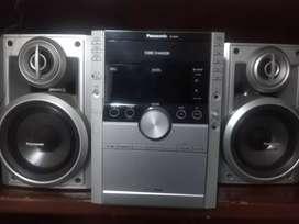 Equipo de sonido Panasonic SA-AK350