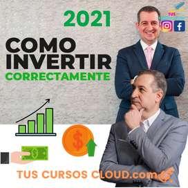 Curso Como invertir correctamente   2021   Ramón Liranzo