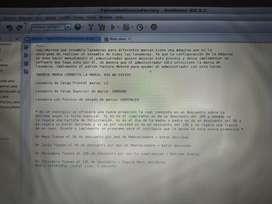 Tuturias en Java NetBeans