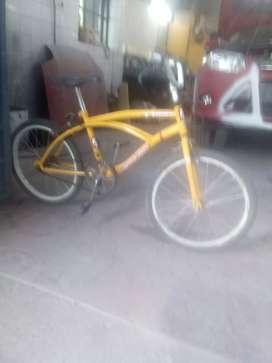 Vendo o permuto bicicleta para niños por bicicleta rodado 26