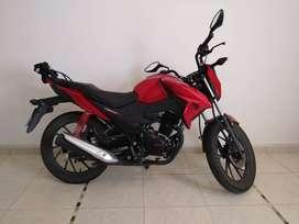 Moto HONDA CB 125f TWISTER