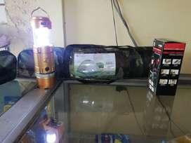 CARPA CAMPING + LAMPARA