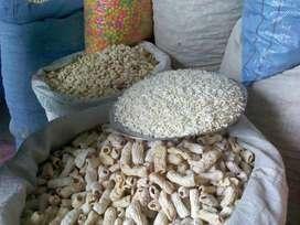 Tostadoras de Maiz, Fideos, Trigo