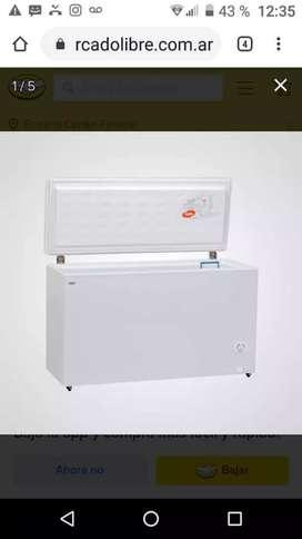 Vendo urgente freezer