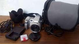 Camara Sony Dsc H9 Cyber shot