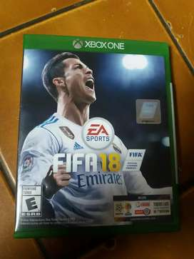 FIFA 18 (Xbox One) Original