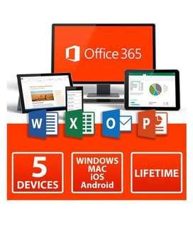 Adquiere/activa Tu Office Versión 365 Original
