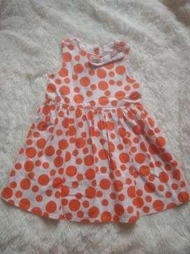 Vestido de niña EPK