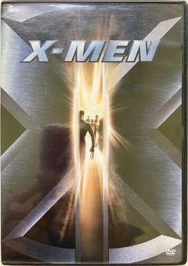 X men dvd marvel