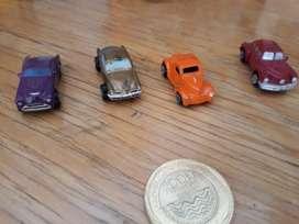 carritos de colección Miniatura. Mini toys