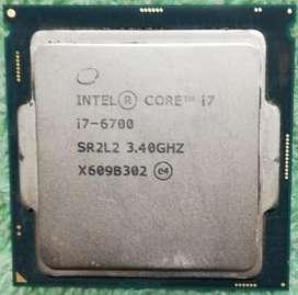 Procesador i7 6700