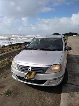 Renault Logan 2011 Nafta y GNC