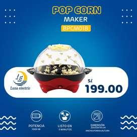 Máquina pop corn