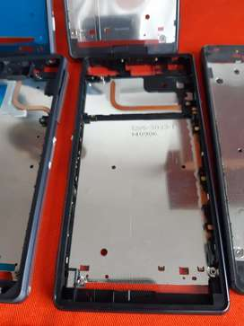 Carcasa marco SONY Z3 Z2 carcasa intermedia interna