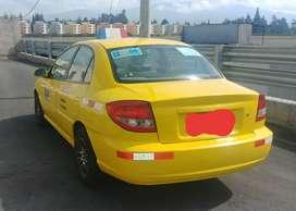Taxi con acciones y derechos
