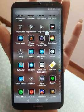 Huawei negro usado
