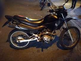 moto tundra bross 200cc año 2012, 750$ precio negociable
