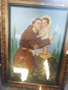 Cuadro San Antonio de Padua