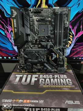 Board Amd Ryzen Asus Tuf B450 Plus