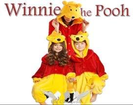 Kigurumi Winnie Pooh pijama y sus amigos kigurumi - onesie ByGreyvall
