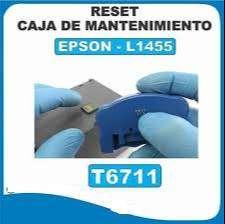 Venta de Reset caja mantenimiento Epson