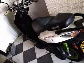 Moto Kymco agility