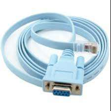 Cable Serial RS232 DB9 a RJ45