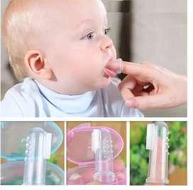 Cepillo de dientes bebés