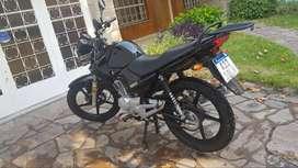 Vendo Yamaha YBR 125 - 2019