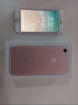 Vendo Iphone 7 rose gold 32 gb