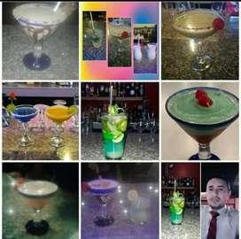 Servicio bartender ...
