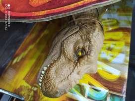 Jurassic world camp cretaceous T REX