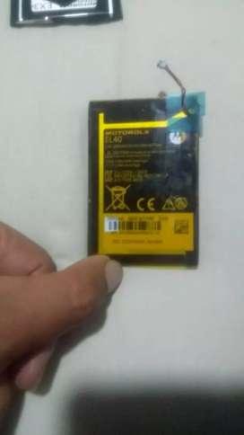 Batería para Motorola E 1 original
