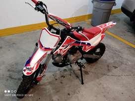 Moto factory nueva