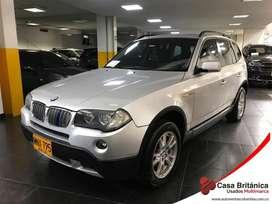 BMW X3 AUTOMATICO 4X4 GASOLINA