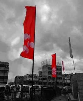 Banderas para exterior
