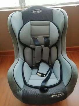 Remato silla de bebé para auto