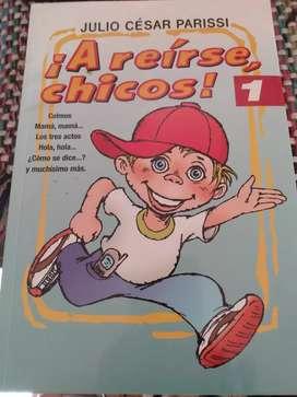 Libro de humor para niños