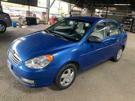 HYUNDAI ACCENT TURBO DIESEL 2009