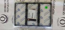 Filtro de aire de cabina Komatsu - Repuestos maquinaria pesada KOMATSU -20% descuento