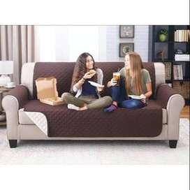 Forro Protector de Mueble y Sofa 2 Puestos